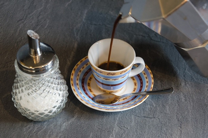 Avantages cafetiere italienne
