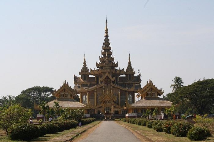 La région de Bago en Birmanie