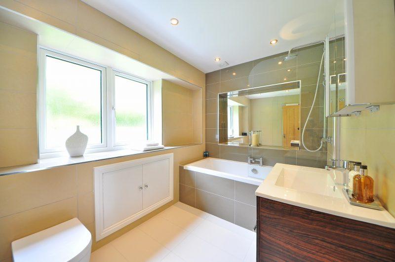 Robinets de salle de bain