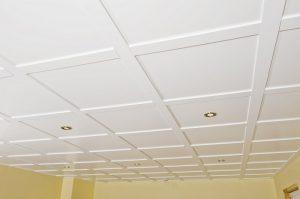 La décoration de plafond suspendu