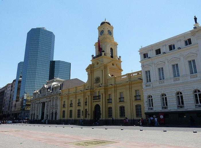 Séjour au Chili