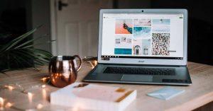 Créer une entreprise à partir d'un site internet